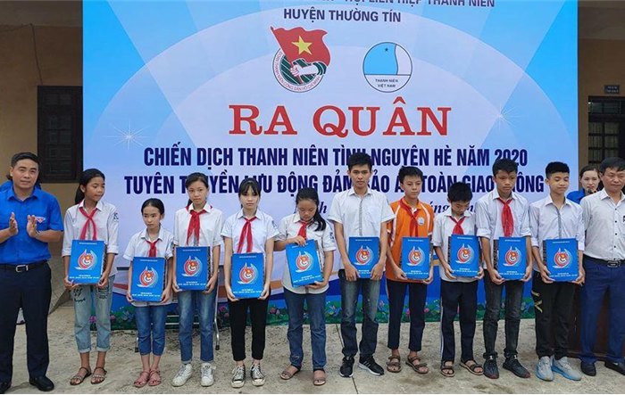 Tuổi trẻ Thường Tín tình nguyện vì cộng đồng