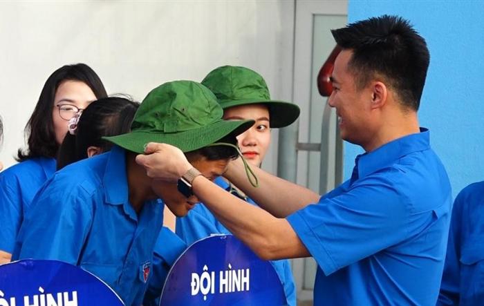 Quận đoàn Long Biên phát động Chiến dịch Thanh niên tình nguyện hè