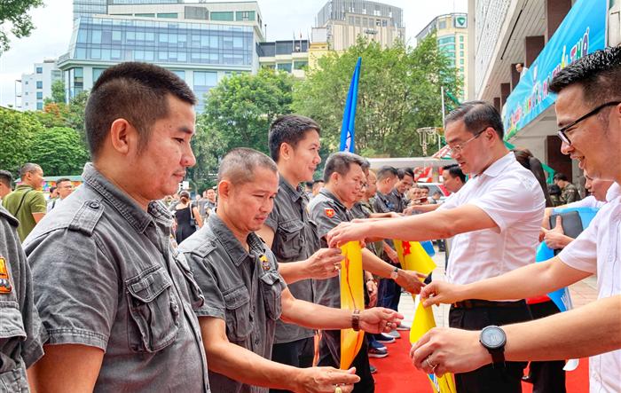 CLB xe bán tải địa hình Việt Nam chính thức trở thành thành viên Hội Liên hiệp Thanh niên Thủ đô