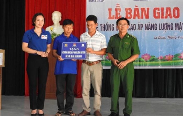 Tuổi trẻ EVN HANOI và hành trình thắp sáng ngọn lửa tình nguyện