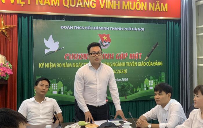 Công tác tuyên giáo của Đoàn Thanh niên thành phố Hà Nội: Những chặng đường vẻ vang