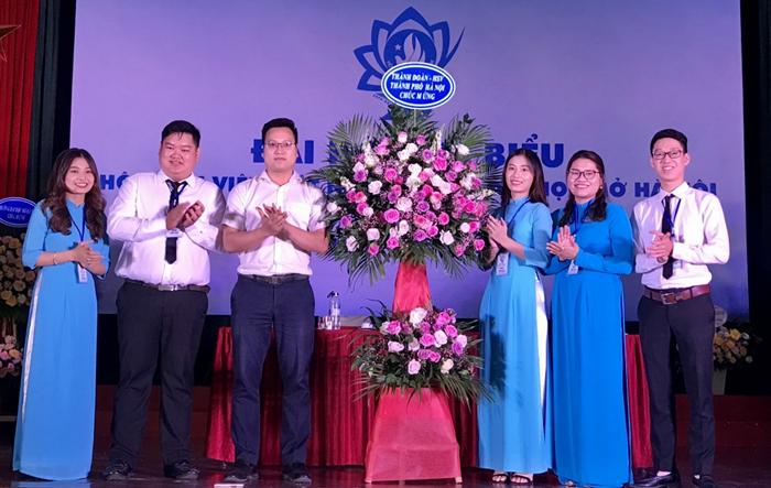 Sinh viên trường Đại học Mở Hà Nội: Đoàn kết - xung kích - trí tuệ - hội nhập