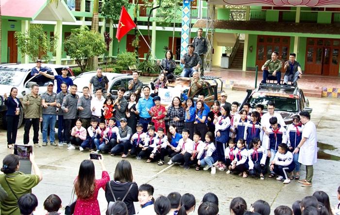 Lan tỏa tinh thần thanh niên Hà Nội vì cả nước
