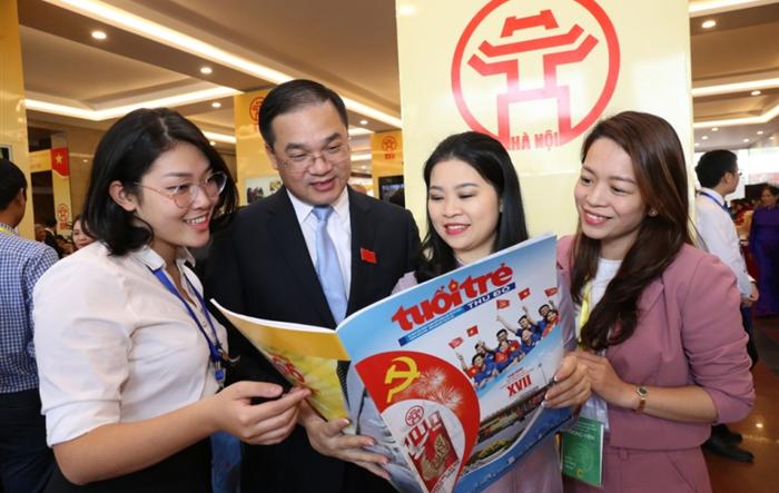 Niềm tự hào những chiến sĩ Cộng sản trẻ tuổi