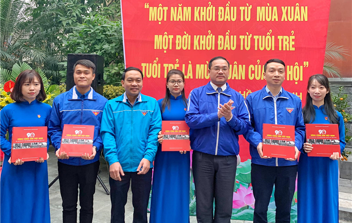 Phát huy vai trò, trách nhiệm của Đoàn Thanh niên trong bảo vệ nền tảng tư tưởng của Đảng