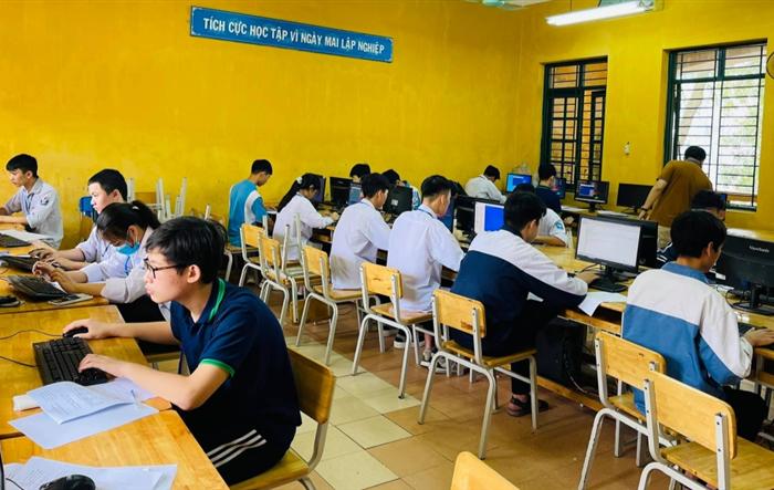 Đẩy mạnh ứng dụng công nghệ thông tin trong thanh thiếu nhi Sóc Sơn