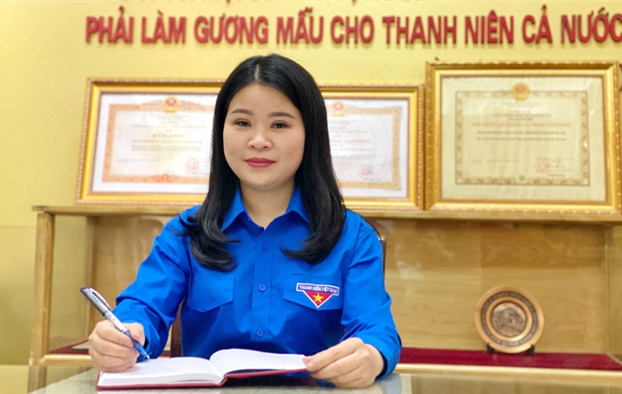 Đồng chí Chu Hồng Minh, UVBTV Trung ương Đoàn, Thành ủy viên, Bí thư Thành đoàn Hà Nội: Luôn dành cho thiếu niên, nhi đồng những điều tốt đẹp nhất