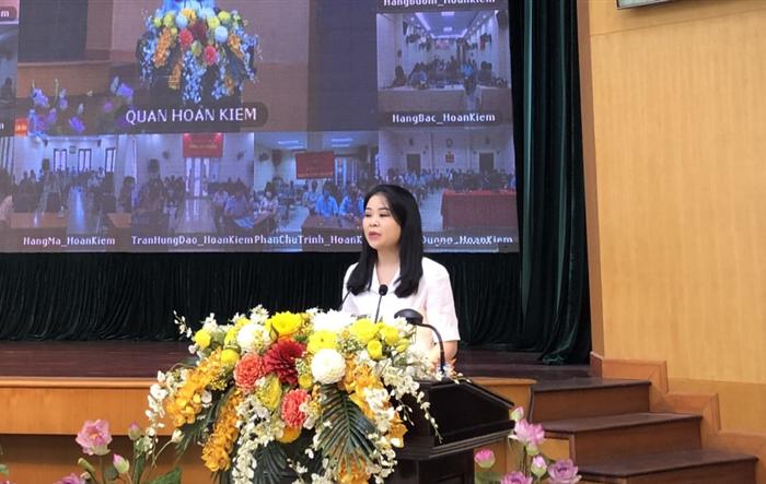 Bí thư Thành đoàn Hà Nội Chu Hồng Minh: Lắng nghe, chia sẻ và quyết tâm hành động