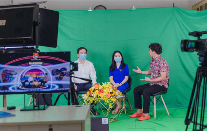 Thành đoàn Hà Nội ứng dụng công nghệ trực tuyến trong công tác tuyên truyền bầu cử và phòng chống dịch Covid-19